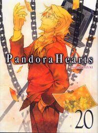 Pandora Hearts T20, manga chez Ki-oon de Mochizuki