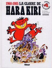 La Gloire de Hara Kiri, bd chez Glénat de Collectif