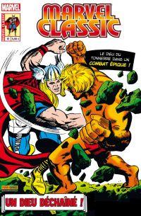 Marvel Classic – V 1, T12 : Un Dieu déchaîné (0), comics chez Panini Comics de Lee, Colletta, Kirby