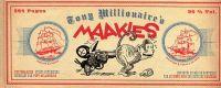 Maakies T1 : Protomaakies, comics chez Rackham de Tony Millionaire