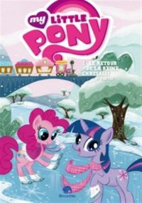 My Little Pony T2 : Quatre poneys dans le vent (0), comics chez Urban Comics de Collectif