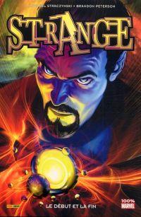 Strange : Le début et la fin (0), comics chez Panini Comics de Barnes, Straczynski, Peterson, Ponsor