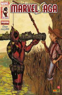 Marvel Saga – V 1, T20 : Deadpool massacre les classiques ! (0), comics chez Panini Comics de Bunn, Lolli, Gandini, Del Mundo