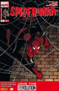 Spider-Man (revue) – V 4, T6 : Liberté chérie (0), comics chez Panini Comics de Gage, Slott, Yost, Pham, Olazaba, Dell, Camuncoli, Lopez, Pallot, Smith, Stegman, Checchetto, Fabela, Delgado, Rosenberg, McGuinness