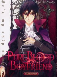 Pure blood boyfriend T2 : , manga chez Kurokawa de Shouoto