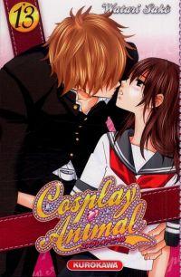Cosplay animal T13, manga chez Kurokawa de Sako