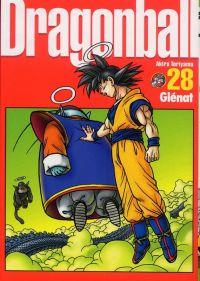 Dragon Ball – Ultimate edition, T28, manga chez Glénat de Toriyama