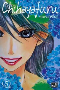 Chihayafuru T5, manga chez Pika de Suetsugu