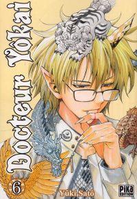 Docteur Yôkai T6, manga chez Pika de Yûki