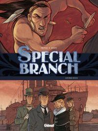 Special Branch – cycle 2, T4 : Londres Rouge (0), bd chez Glénat de Seiter, Hamo