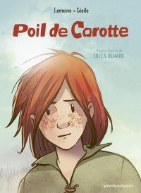 Poil de Carotte, bd chez Vents d'Ouest de Lemoine, Cécile, Federico