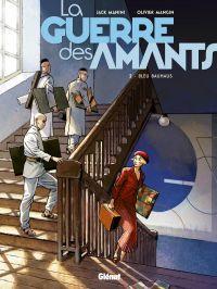 La Guerre des amants T2 : Bleu Bauhaus (0), bd chez Glénat de Manini, Mangin, Marquebreucq