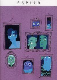 Papier T2 : La famille (0), bd chez Delcourt de Collectif
