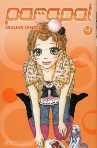 Parapal T4, manga chez Delcourt de Ishida
