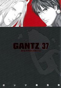 Gantz – 1e edition, T37, manga chez Tonkam de Oku