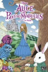 Alice au pays des merveilles  T1 : , manga chez Pika de Burton, Abe