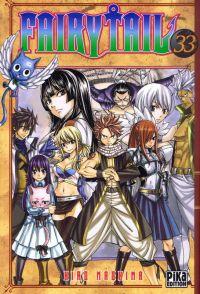 Fairy Tail T33, manga chez Pika de Mashima
