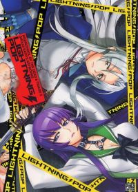 Lightning pop, manga chez Pika de Sato