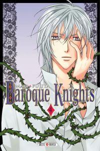 Baroque knights  T4, manga chez Soleil de Fujita