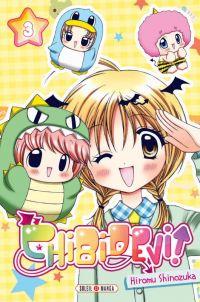 Chibi devi ! T3, manga chez Soleil de Shinozuka