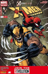 X-Men Universe – Revue V 3, T6 : X-Termination (1/2) (0), comics chez Panini Comics de Lapham, Wells, Wood, Pak, Liu, Araujo, Madureira, Lopez, Buffagni, Arlem, Sotomayor, Loughridge, Steigerwald, Mossa, Peter