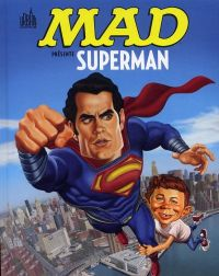 Mad présente : Superman (0), comics chez Urban Comics de Collectif, Aragones, Martin, Torres