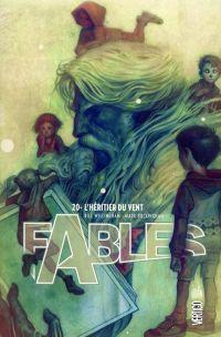 Fables T20 : L'héritier du vent (0), comics chez Urban Comics de Willingham, Bachs, Buckingham, Cannon, Russel, Hughes, Leonardi, Loughridge, Kindzierski, Ruas