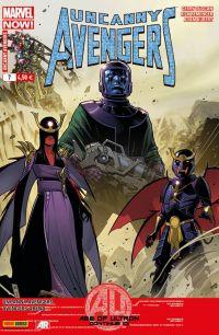 Uncanny Avengers (revue) – V 1, T7 : Ragnarok now ! (0), comics chez Panini Comics de Duggan, Hopeless, Remender, Kubert, Vitti, Walker, Martin jr, Beredo, Beaulieu, Cheung