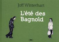 L'Ete des Bagnold, comics chez Çà et là de Winterhalt