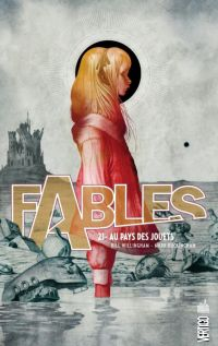 Fables T21 : Au pays des jouets (0), comics chez Urban Comics de Willingham, Buckingham, Ha, Loughridge, Lyon, Ruas