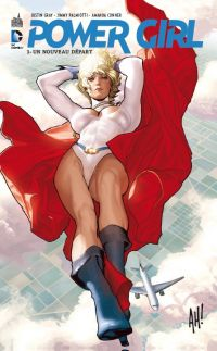 Power Girl T1 : Un nouveau départ (0), comics chez Urban Comics de Gray, Palmiotti, Conner, Mounts, Hughes