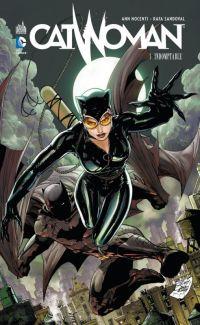 Catwoman – New 52, T3 : Indomptable (0), comics chez Urban Comics de Nocenti, Lupacchino, Sandoval, Oback, Eltaeb, Daniel