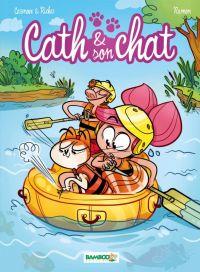 Cath et son chat T3, bd chez Bamboo de Cazenove, Richez, Ramon
