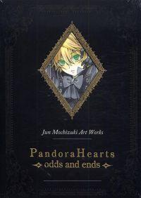Pandora hearts - Odds and ends, manga chez Ki-oon de Mochizuki