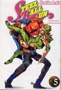 Steel ball run T5 : , manga chez Tonkam de Araki