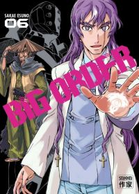 Big order T6, manga chez Casterman de Esuno