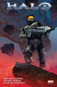 Halo : , comics chez Panini Comics de David, Van Lente, Bendis, Maleev, Portela, Nguyen, Arreola, Villarubia