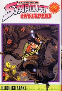 Jojo's Bizarre Adventure - Stardust crusaders T6 : , manga chez Tonkam de Araki