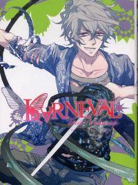 Karneval T11, manga chez Ki-oon de Mikanagi