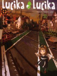 Lucika lucika T2, manga chez Ki-oon de Abe