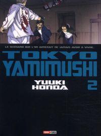 Tokyo Yamimushi T2, manga chez Panini Comics de Honda
