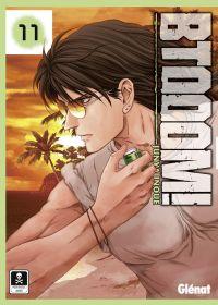 Btooom !  T11, manga chez Glénat de Inoue