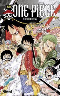 One Piece T69 : Sad (0), manga chez Glénat de Oda