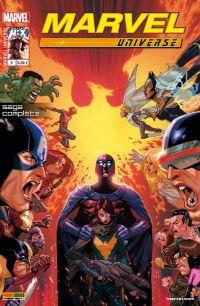 Marvel Universe – V 3, T2 : Avengers vs X-Men (0), comics chez Panini Comics de Williams, Palmiotti, Sandoval, Tocchini, Molina, Sotomayor, Rosenberg
