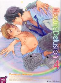 Electric delusion T4, manga chez Taïfu comics de Nekota