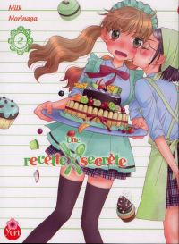 Une recette secrète T2 : , manga chez Taïfu comics de Morinaga
