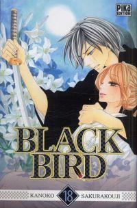 Black bird T18, manga chez Pika de Sakurakouji