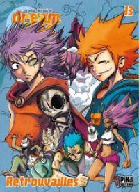 Dreamland  T13, manga chez Pika de Lemaire