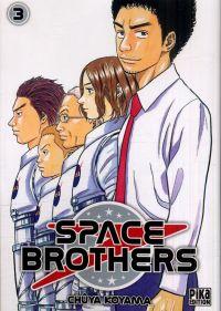 Space brothers T3, manga chez Pika de Koyama