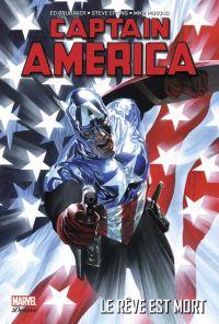Captain America T4 : Le rêve est mort (0), comics chez Panini Comics de Brubaker, Epting, Perkins, d' Armata, Ross